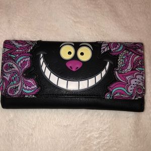 Cheshire Cat loungefly wallet